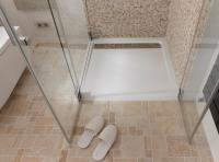 HSK Acryl Quadrat Duschwanne 90 x 90 x 14 cm, super-flach, für Bodeneinbau
