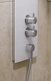 DuschpaneelLavidaWall-Sicherheitsthermostat