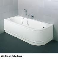 Bette Rechteck-Badewanne Pur IV Comfort 8762, 185x85x45 cm