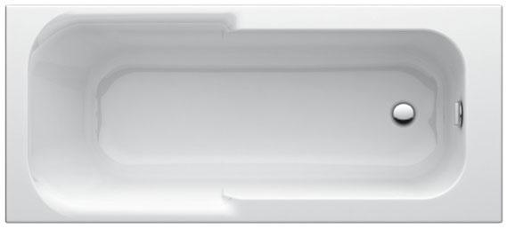 ideal standard k rperform badewanne playa 1400mm weiss. Black Bedroom Furniture Sets. Home Design Ideas