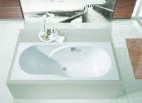 Hoesch Badewanne Regatta 1800x800, weiß