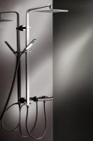 HSK Shower-Set RS 500 Universal, chrom