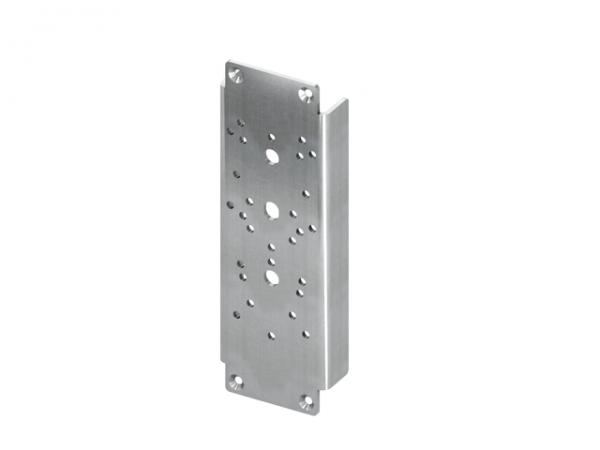 Stahlplattenset TECEprofil zur