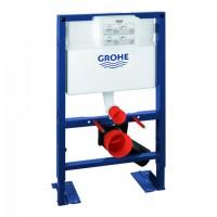 GROHE Rapid SL 38587 für Wand-WC BH 0,82m freist. Montage m. WC-Spk. 6-9l