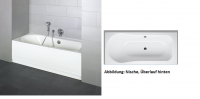 Bette Rechteck-Badewanne Esprit Comfort 6531, 170x75x45 cm