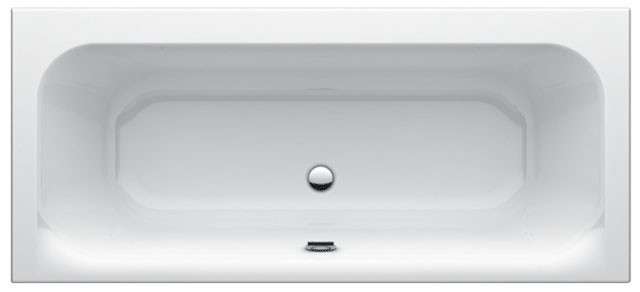 Duo-Badewanne Playa 1800mm weiss T963101