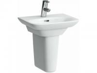Laufen Halbsäule, Palace, x, weiß, zu Handwaschbecken Palace 45cm 81570.1, 81970.2, 8197020000001