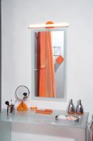KOH-I-NOOR Cornice Molata 45607 Spiegel, hinten matt geschliffener Rahmen, B: 50 x H:70 cm
