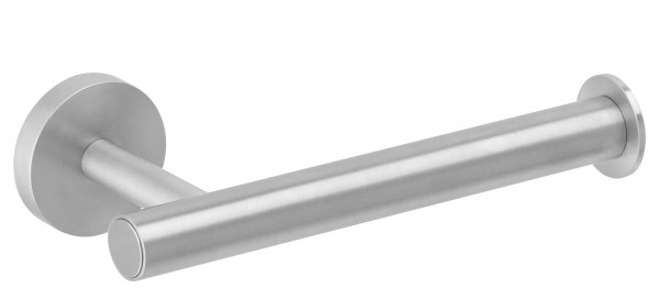 Herzbach Design iX Papierrollenhalter, ohne Deckel Edelstahl , 17.814000.1.09