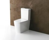 Axa one X-Tre Stand-WC für Kombination, B: 360, T: 640, H: 410 mm, weiss