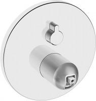 Hansa Funktionseinheit mit Dekorset Wannenbatterie Hansaloft 4050 chrom, 40509083