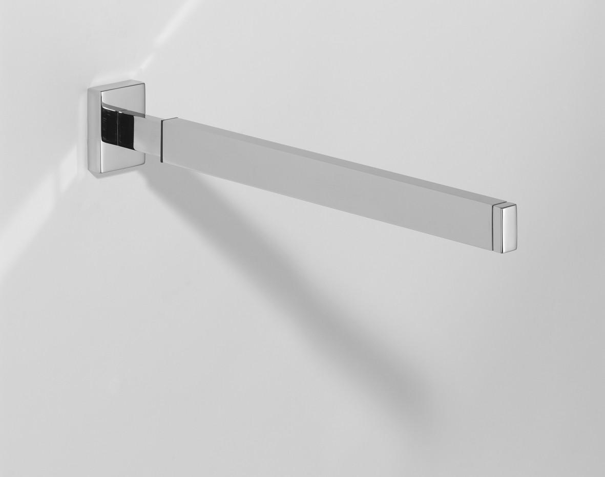 Handtuchhalter einteilig ausziehbar L:400 mm, 91615-02 91615-02