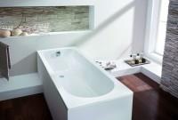 Hoesch Badewanne Topeka 1700x750, pergamon