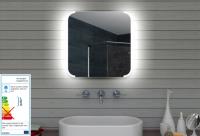 Neuesbad LED Lichtspiegel, B:600, H:600 mm