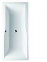Bette Rechteck-Badewanne Plan 6810, 180x80x45 cm