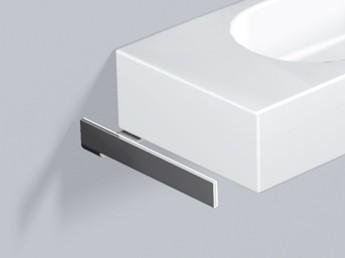 Alape Handtuchhalter 8251000 Edelstahl poliert