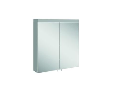 Keuco Spiegelschrank Royal Reflex 2 24202 Silber Eloxiert 650 X 700 X 150 Mm 24202171301 Fur 719 88