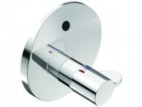 Ideal Standard Sensor-Brausearmatur UP CERAPLUS,BS2, th.Desinfektion,Batt.,Ros.d:170mm,Chrom, A6731A