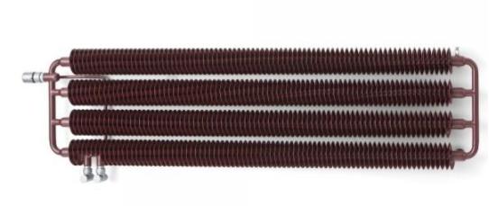 Terma Ribbon HWS Heizkörper, B:1540, H:290mm