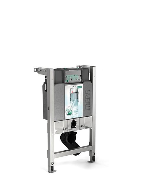 VariVIT Wand-WC-Element mit UP-SK SC B31 SystemBH 85 511103
