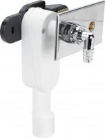 Viega Geruchverschluss 5635.3 in DN40/50 Kunststoff verchromt