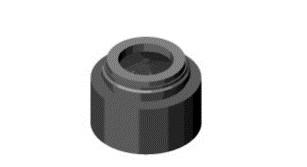 Dornbracht Luftsprudler Ersatzteile 90230104303 chrom, 90230104303-00