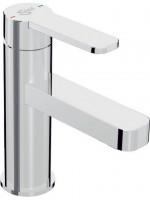 Ideal Standard Waschtischarmatur Gio, 5 l/min., o.Ablaufgarnitur, Ausladung 116mm, Chrom B0600AA