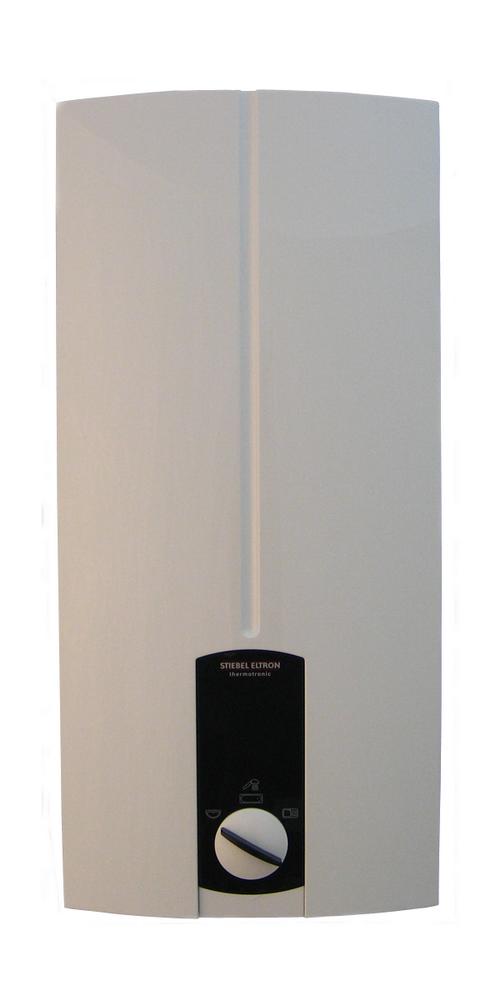 durchlauferhitzer stiebel eltron dhb 18 st thermotronic 18 kw 400v elektronisch gesteuert 227608. Black Bedroom Furniture Sets. Home Design Ideas