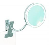 Dietsche Spiegel LED-Klemm-Spiegel Alimos