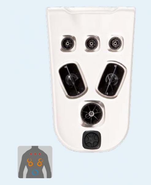 Villeroy & Boch Premium Line, Comfort Line, B&W Edition JetPak 2 Erweiterung Modell J14, Versa