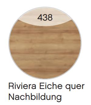 Riviera-Eiche-quer-Nachbildung-438