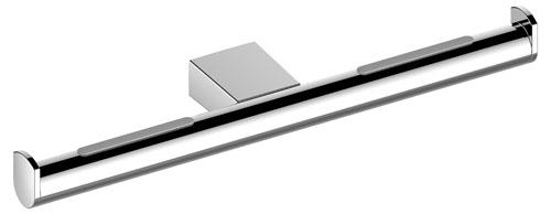 keuco toilettenpapierhalter plan 14963 doppelt verchromt 14963010003. Black Bedroom Furniture Sets. Home Design Ideas