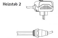 HSK Heizstab 2, 600 Watt