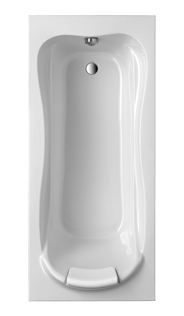 Acryl Badewanne Jamaica 1700x800 mm, weiß
