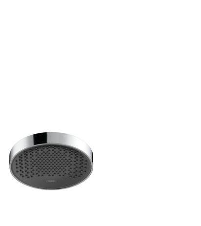 Hansgrohe Kopfbrause Rainfinity 250 1jet EcoSmart 9 l/min Deckenmontage chrom, 26229000