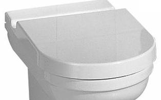 Opus WC-Sitz mit Deckel weiss, 573120000 573120000