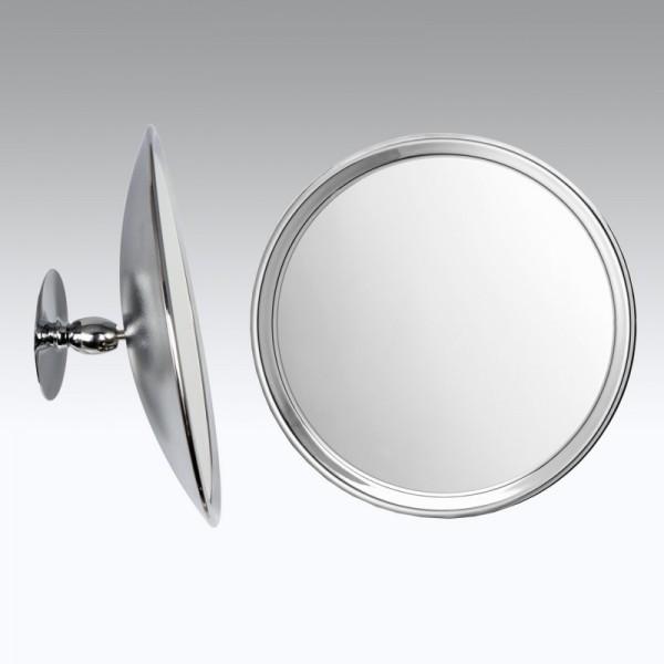 Koh-I-Noor Beweglicher einseitiger Spiegel X6 mit Klebesystem 23x10x23, Chrom, 389KK-6