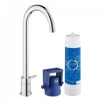 Grohe Blue Mono Pure Starter Kit 31301, für BWT-Filter chrom