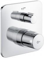 Ideal Standard Badethermostat Unterputz TONIC II, A6345AA Bausatz 2