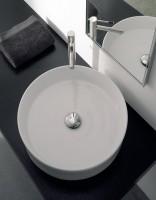 Scarabeo Geo 8029 Aufsatzwaschtisch Ø 45 cm