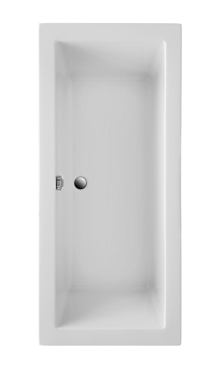 Acryl Badewanne Cubic 1800x800 mm, weiß