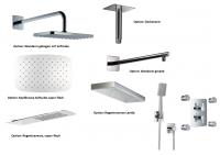 HSK Shower Set 2.07 Softcube chrom
