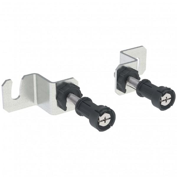 Geberit Set Wandanker für Einzelmontage für Duofix WWC mit Sigma UP-SPK 8 cm, 111013001