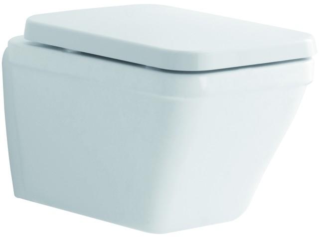 WC-Sitz Era 574510, mit Absenkautomatik, 574510000, weiss 574510000