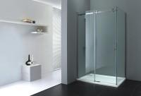 Neuesbad Design Duschabtrennung Rechteck 120 x 90 x 200 cm