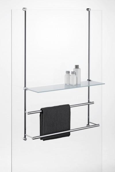 Giese Server Duschwandmodell mit Glasplatte, 30846-02
