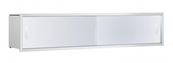 Emco asis Ablage-Modul, Unterputz, 800mm, aluminium, 971427380