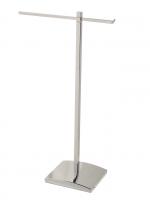 KOH-I-NOOR AKKA Standhandtuchhalter Bidet 21x18x70 cm, 5035