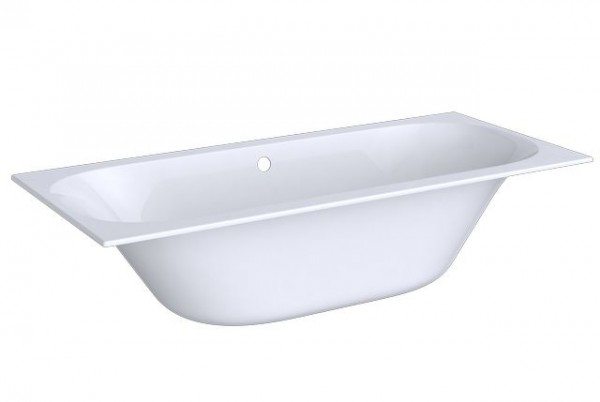 Geberit (Keramag) Acanto Badewanne, 1900x900mm Duo, Symmetrisch, weiß, 554008011