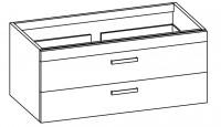 """Artiqua COLLECTION 414 Waschtischunterschrank zu """"Sentique"""" 5126D1 B:1250mm"""